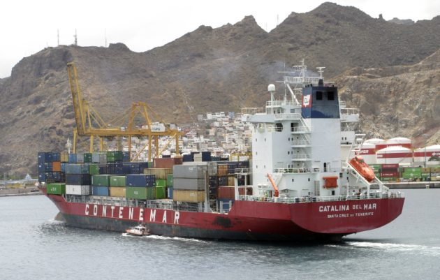 Services offered by a shipping agency