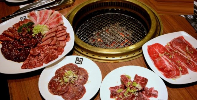 Gyu Kaku buffet for Yakiniku: The best Japanese BBQ in Singapore!