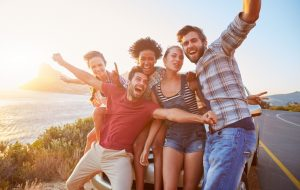 The Benefits of Traveling in Groups